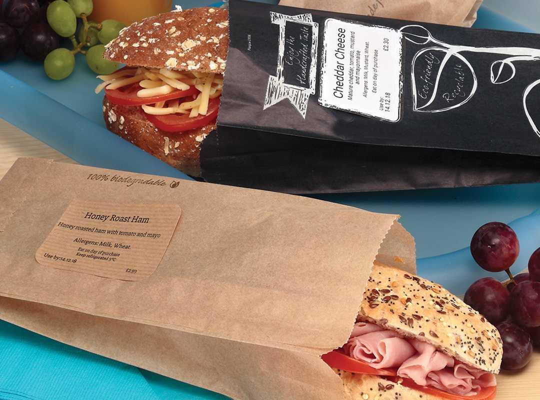 Baguette Set, Grab & Go! image