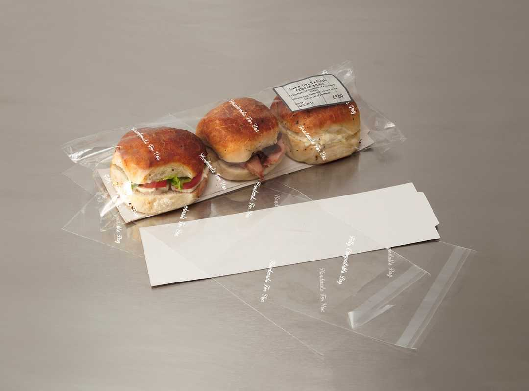 BLA012 - Blanco Baguette Bag & Card Insert / Collar
