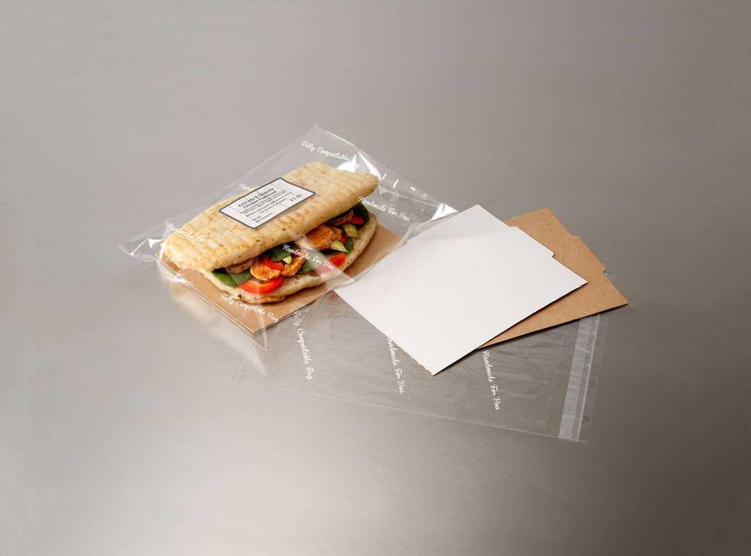 BLA010 - Blanco Multi Bag & Card Insert