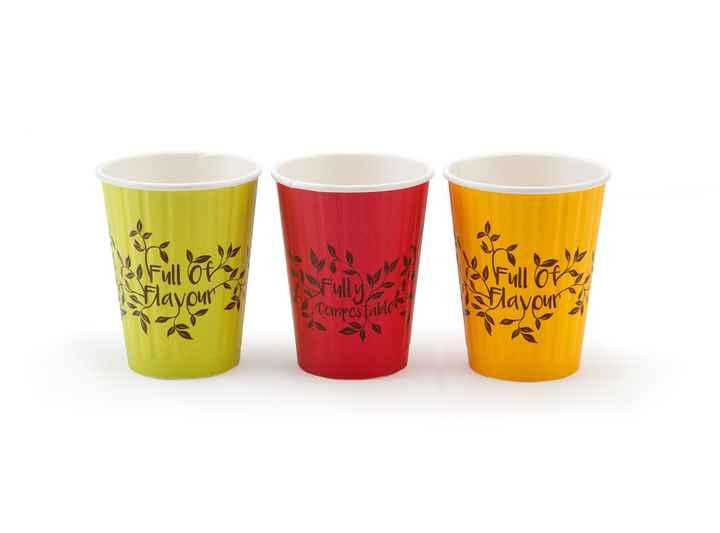 BOT002 - Botanical 12oz Bio Cup