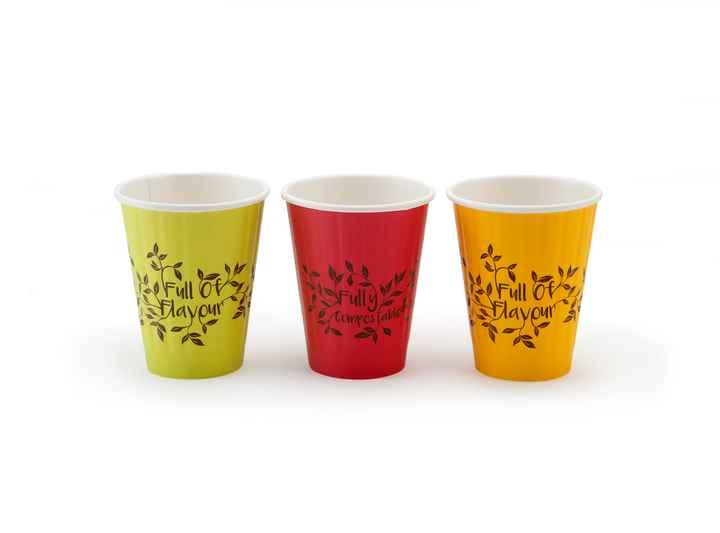 BOT001 - Botanical 8oz Bio Cup
