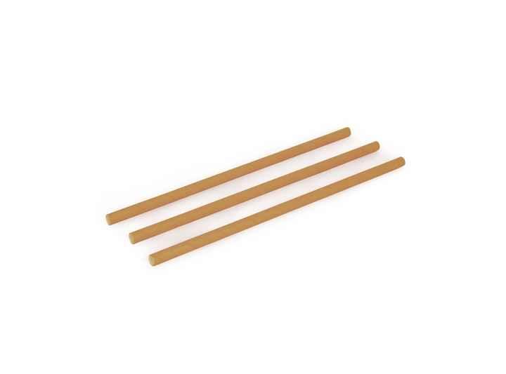 STW001 - Natural Paper Straws