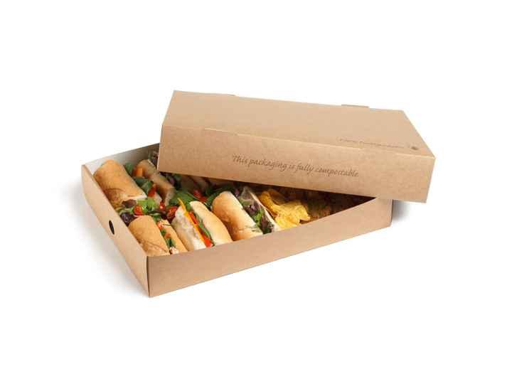 NAT012 - Natural Large Platter Box